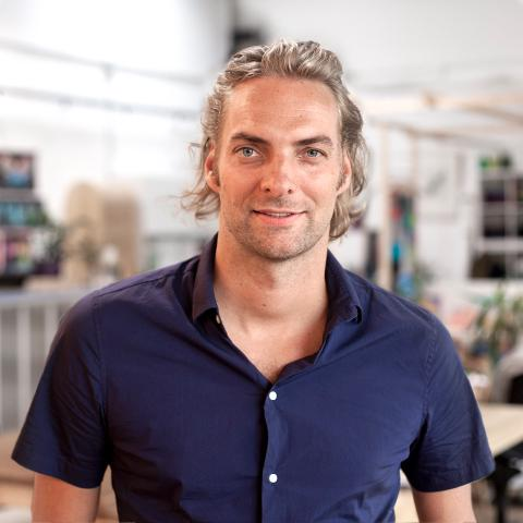 Martin Papouschek, CEO & Founder of Werksalon Co-Making Space